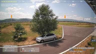 IP камера на живо hikvision DS-2CD2121G0-I