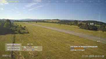Летателна площадка LBDR - Драгановци RW12